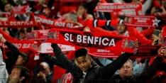 CL-playoffs: Benfica valt tegen, remise voor Salzburg