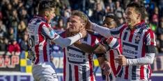 Cruciale zege Willem II na belabberde vertoning tegen Roda
