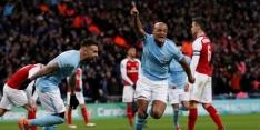 City overklast Arsenal en pakt eerste prijs van het seizoen