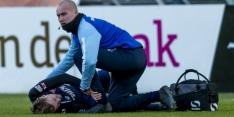 FC Twente vreest voor kuitbeenbreuk Ter Avest