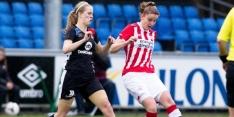 Leeuwin Snoeijs verlaat de Algarve Cup vanwege knieklachten