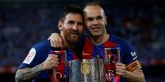 """Iniesta laat niets los: """"Alle scenario's zijn mogelijk"""""""