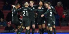 City opnieuw veel te sterk voor geplaagd Arsenal
