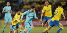 FC Barcelona morst in aanloop naar topper met Atlético