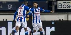 SC Heerenveen boekt simpele zege op futloos Willem ll