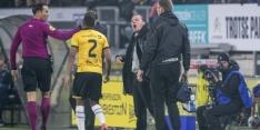 """NAC-coach Vreven speelt geen rol langs de zijlijn: """"Ik ben echt zo"""""""