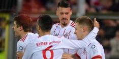 Bayern wint ruim en slaat gat van twintig punten met Schalke