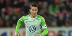 Contract van wisselspeler Verhaegh ontbonden bij Wolfsburg