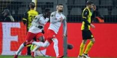 Salzburg stunt bij Dortmund, Memphis helpt Lyon aan zege