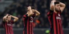 Milan overtreedt financiële regels: mogelijk geen Europa League