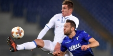 Lazio geeft voorsprong uit handen, simpele zege Marseille
