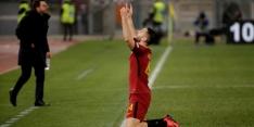 AS Roma wint in emotionele wedstrijd van Torino