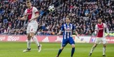 """Van Hanegem looft Ajax-duo: """"Toekomst van Nederland"""""""