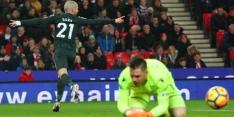 Man City zet nieuwe stap dankzij dubbelklapper Silva