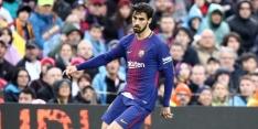 Brands haalt André Gomes definitief van Barcelona naar Everton