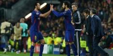 Tegenvaller voor Barcelona: Busquets drie weken uit de roulatie
