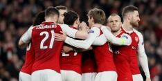Arsenal, CSKA Moskou en Salzburg laatste kwartfinalisten