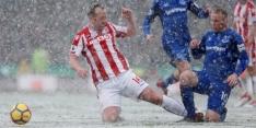 Stoke verliest van Everton, belangrijke winst Palace