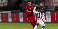 Nacompetitie dichterbij voor Twente na remise tegen Willem II