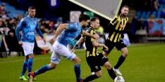 Verloren avond in Arnhem: punt voor Vitesse en Heracles