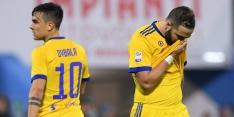 Juventus scoort niet tegen SPAL en geeft Napoli hoop