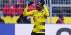 Batshuayi helpt Dortmund ook voorbij Hannover 96