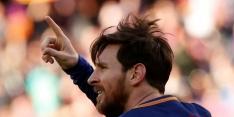 Arsenal deed jaren geleden poging voor Messi en Pique
