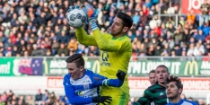 'Jones stapt uit keepersstrijd Feyenoord en vertrekt'