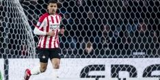 """Obispo debuteert bij PSV: """"Dit vergeet je niet meer"""""""