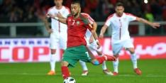 Marokko ondanks gevaarlijke Ziyech niet langs Oekraïne