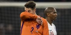 Hateboer niet in eerste Oranje-voorselectie van Louis van Gaal
