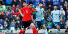 Noord-Ierland boekt zege op WK-ganger Zuid-Korea