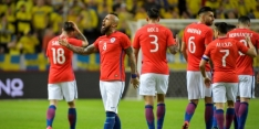 Debutant Bolados helpt Chili aan zege op Zweden