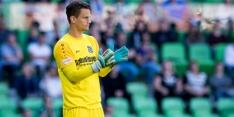 FC Den Bosch haalt ook transfervrije keeper Van der Steen binnen