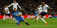 Italië speelt mede dankzij videoref gelijk tegen Engeland