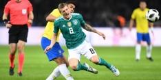 """Kroos is hard: """"Duitsland niet zo goed als de mensen denken"""""""