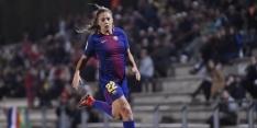 """FC Barcelona verlengt contract Lieke Martens: """"Heel erg blij"""""""