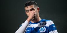 De Graafschap zegt contracten op en hoopt captain te behouden