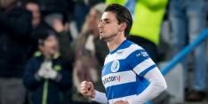 Van Mieghem met De Graafschap mee naar de Eredivisie