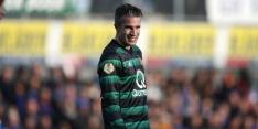 Feyenoord sowieso zonder Van Persie, Jørgensen vraagteken