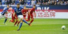 Schalke 04 stelt kampioensfeestje Bayern uit
