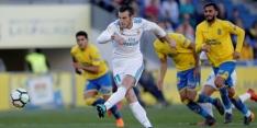 Bale pakt handschoen op bij Ronaldo-loos Real Madrid
