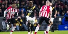 NAC-topscorer Ambrose trekt naar Franse tweede divisie