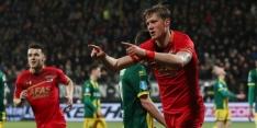 """Weghorst over verloren finale: """"Weken ziek van geweest"""""""