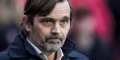 'Fenerbahçe zet haar zinnen op Cocu als hoofdtrainer'