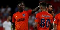 Bundesliga-koploper uit Europa, Roma en Basaksehir door