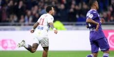 Memphis bezorgt Lyon zege op Toulouse met twee treffers
