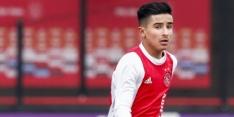 Supertalent Ünüvar heeft eerste basisplaats bij Jong Ajax