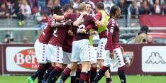 Internazionale profiteert niet van misstap Roma en verliest