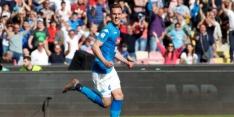 Milik met assist op Insigne belangrijk voor winnend Napoli